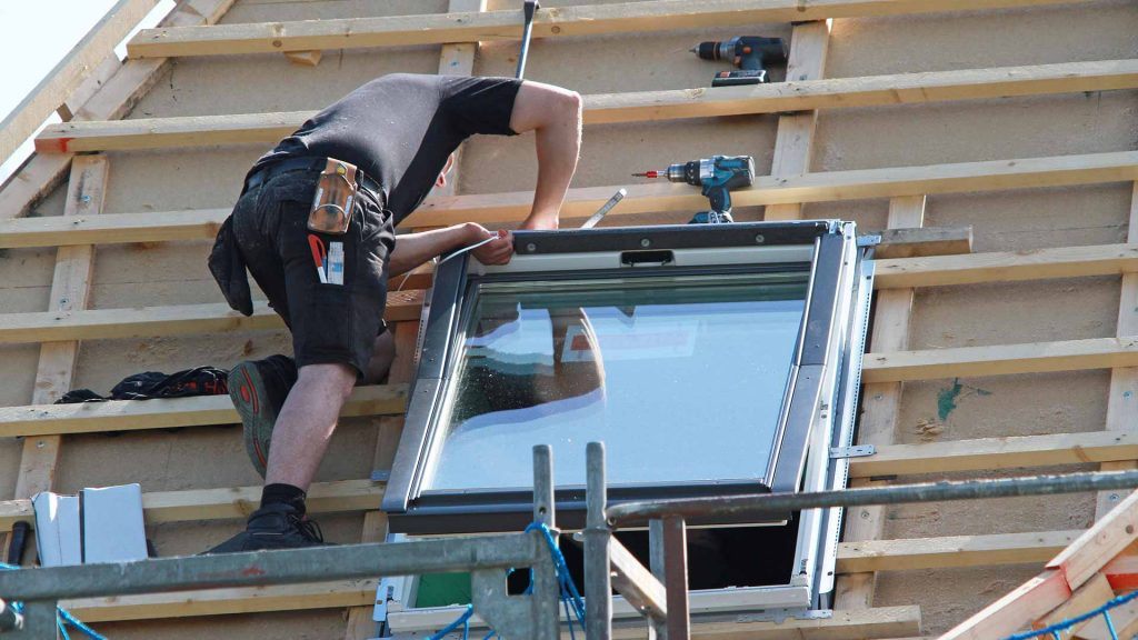 Dachdeckerei Spenglerei Stefan HUBER - Dachfenster 2
