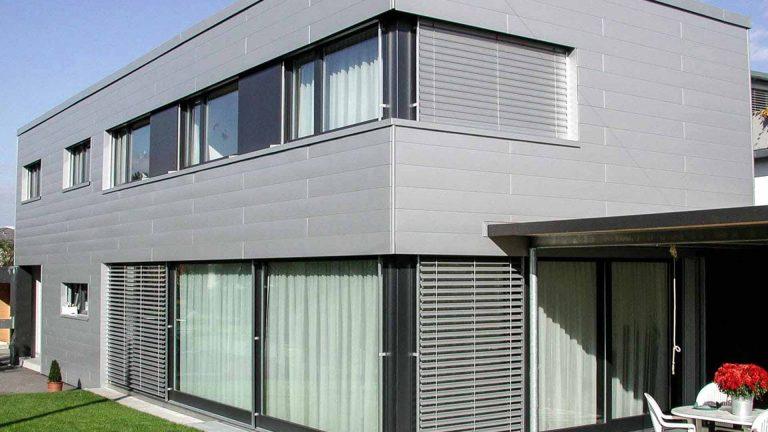 Dachdeckerei Spenglerei Stefan HUBER - Prefa Fassadenverkleidung