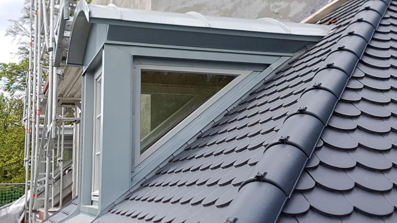 Dach HUBER Referenz Dach und Gaube